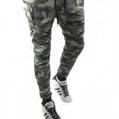 Pantaloni de trening tip ZARA - pantaloni barbati - pantalonoi camuflaj 6257