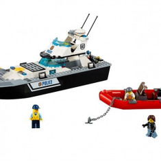Nava De Patrulare A Politiei - LEGO City