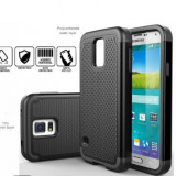 HUSA / CARCASA S5 HEAVY DUTY, Samsung Galaxy S5, Negru