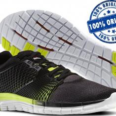 Adidasi barbat Reebok Zquick Dash - adidasi originali - running - alergare - Adidasi barbati Reebok, Marime: 40, 41, 42, Culoare: Negru, Textil