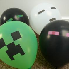 Minecraft Baloane petrecere copii - Party balloons - 6 modele !!! - Baloane copii