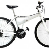 "Bicicleta pliabile, 18 inch, 26 inch, Numar viteze: 21 - Bicicleta pliabila roti 26"" - 21 viteze - Shimano"