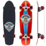 "Cruiser Mindless Longboards Campus red 28""/71cm - Skateboard"