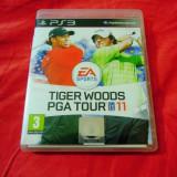 Joc Tiger Woods PGA Tour 2011  PS3, original, alte sute de jocuri!