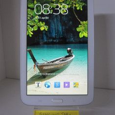 Tableta Samsung Galaxy Tab 3 7 inci, 8 GB, Wi-Fi - SAMSUNG TAB 3 (T210) (LEF)