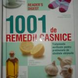 Carte hobby - 1001 de remedii casnice, editura Reader's Digest