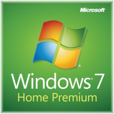Software - Licenta Windows 7 Home Premium OEM Refurbished 32bit si 64bit