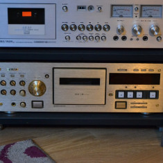 TEAC V 6030 S gold--high end tape deck-- - Deck audio