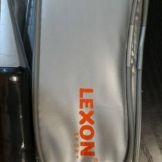 Rachete Baminton Set (2buc) Lexon Sport cu geanta - Badminton