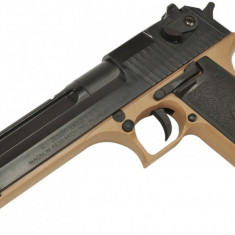 Replica Desert EAGLE 50AE BAX arma airsoft pusca pistol aer comprimat sniper shotgun