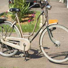 Bicicleta de oras, 22 inch, 26 inch, Numar viteze: 1 - Bicicleta cu motor Sparta Sachs - Nu necesita permis!