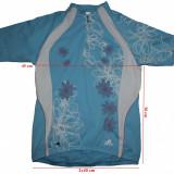 Echipament Ciclism, Tricouri - Tricou ciclism Adidas, Climalite, dama, marimea M
