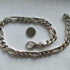 Lantisor argint, Barbati - LAnt argint Gigantic 123 grame