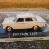 Macheta auto, 1:43 - Macheta Zastava 1300 (Fiat 1300) Masini de Legenda - Bulgaria scara 1:43