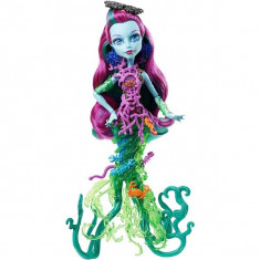 Papusa Monster High Mattel MH Downunder Posea Doll DHB50-DHB48