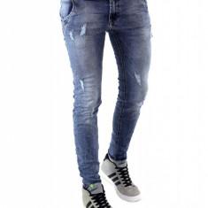 Blugi tip Zara fashion - blugi barbati blugi conici CALITATE GARANTATA cod 6270