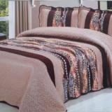 Set cuverturi de pat din matase 100% Cioban 1204-1 - Cuvertura