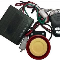 Alarma moto scuter cu pornire