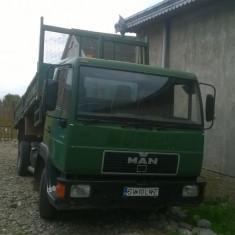 Camion - Man basculabil 8 163