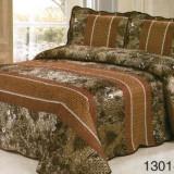 Set cuverturi de pat din matase 100% Cioban 1301-6 - Cuvertura