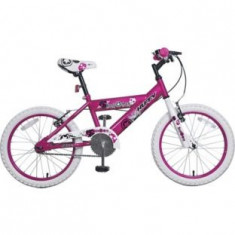 Bicicleta BMX - BICICLETA FETE HUFFY 18IN