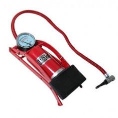 Pompa De Picior Cu Manometru - Pompa Auto