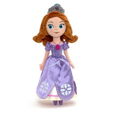 Papusa Disney Printesa Sofia intai plus 36 cm