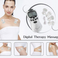 Aparat de masaj cu electrostimulare Digital Therapy Machine - Aparat masaj