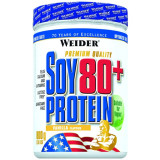 "Proteina din Soia ""Soy 80+ Protein"" Weider WD-038 - Supliment nutritiv"