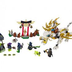 LEGO Ninjago - Dragonul maestrului Wu (70734)