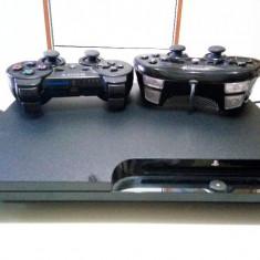 PlayStation 3 Sony Slim 320 GB+PlayStation Move+10 Jocuri