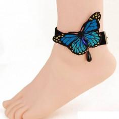AC1065 Bratara pentru picior, model fluture