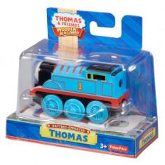 Thomas - Trenulet locomotiva motorizata - Thomas&Friends Wooden Railway - Trenulet de jucarie Fisher Price
