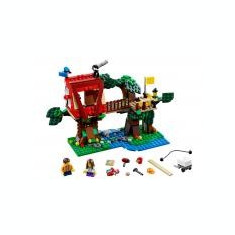 Aventuri in casuta din copac - LEGO Creator