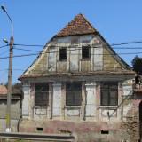 Casa saseasca veche in localiatea Saschiz Jud Mures - Casa de vanzare, 100 mp, Numar camere: 5, Suprafata teren: 1280