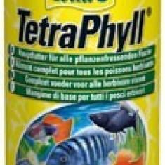 Tetra phyll - hrana completa pentru toti pestii ornamentali