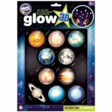 Stickere 3D Planete The Original Glowstars Company