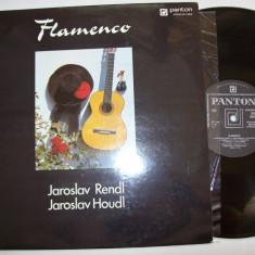 Disc vinil JAROSLAV RENDL & JAROSLAV HOUDL - Flamenco (produs Panton 1984) - Muzica Clasica Altele
