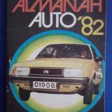 Almanah auto 1982 / R2P1F - Carti auto
