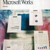 Microsoft Works Reference - IBM Personal Computers and Compatibles - Carte software