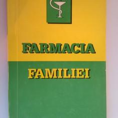 Farmacia Familiei {1995} - Carte Farmacologie