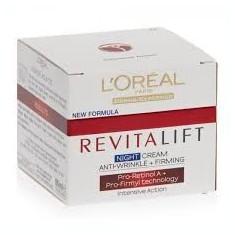 L'OREAL REVITALIFT CREMA NOAPTE - Crema antirid