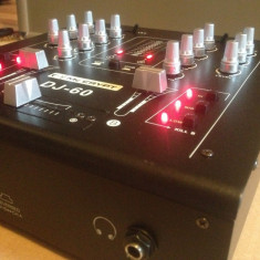 Mixer Audio/Stereo /Analog/Profi -MC CRYPT DJ 60 (IMPECABIL/GERMANY)-Cunascatori