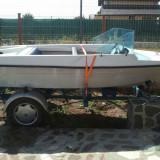 Vand barca inscrisa la capitania Dejului - Barca Pescuit