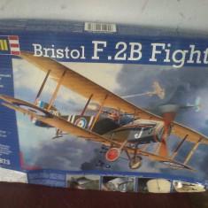 Bnk jc Revell Bristol F.2B Fighter - Macheta Aeromodel Revell, 1:48