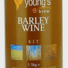 Young's Harvest Barley Wine 14 l - kit pentru bere de casa 14 litri., Bruna