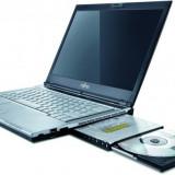 Laptop Fujitsu S6420 C2D 2,4Ghz, 2GbDDR3, 160Gb, DVDRw, WiFi, Wcam,13