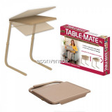 Masuta Laptop Table Mate Mocha Masa Pliabila - Masa Laptop