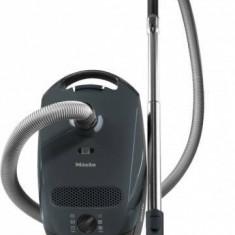 Aspirator Miele C1 Parquet EcoLine 10346270, Cu Sac, 4.5 l, 800 W, Gri - Aspirator cu Filtrare prin Apa