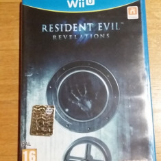 Joc WII U Resident evil revelations original - by WADDER - Jocuri WII U, Actiune, 16+, Single player